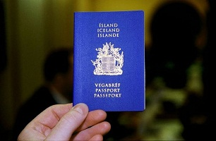Icelandic passport for sale