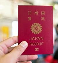Buy Japanese passports online