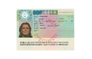 Original Australian Visa for sale