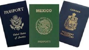 North America Passports for sale