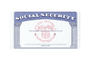 Social security number for sale