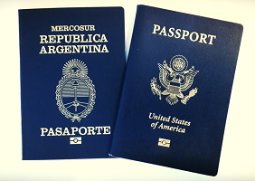 South America Passports for sale