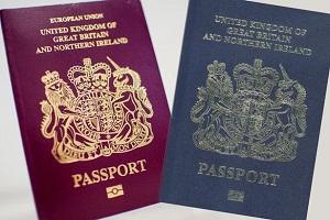 Buy UK passports online