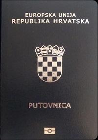 croatian passport application