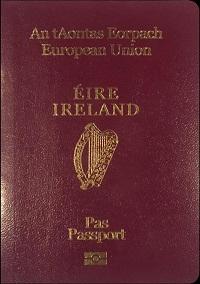 irish passport application online