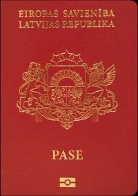 latvian passport non citizen