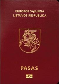 Užsisakykite Lietuvos pasą ir gaukite dvigubą pilietybę; Buy Lithuanian passports online