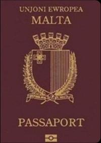 how to get maltese passport