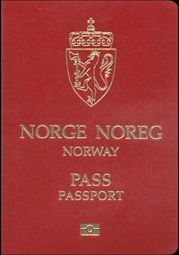Kjøp det nye originale biometriske norske passet; Buy Norwegian passports online