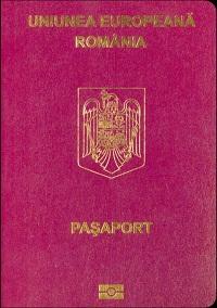 romanian passport cost