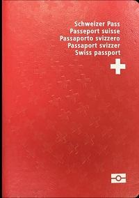 biometric passport swiss