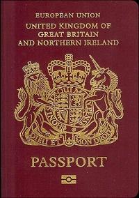 united kingdom passport application