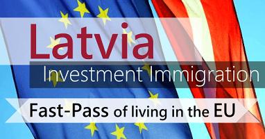 Latvia Golden Visa program online