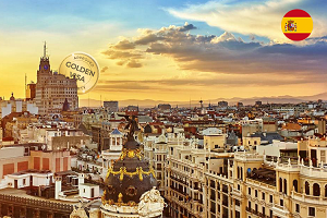 Spain golden visa program online
