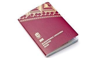 Buy Swedish passports online