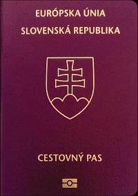 Požiadajte o slovenský pas online; Buy Slovak passports online