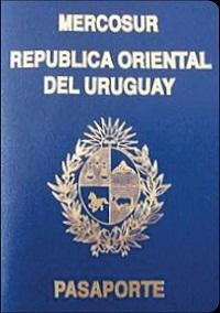 Pasaporte uruguayo Países sin visa; Uruguayan passports for sale