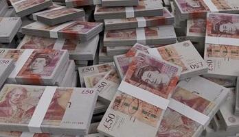 Counterfeit UAE Dirham Banknotes
