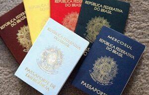 Buy Brazilian passports online in Asia