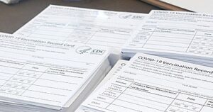 Buy COVID-19 Vaccination Record Card online