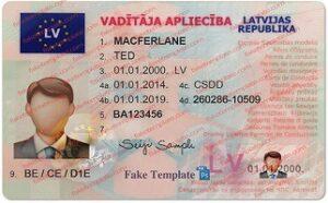 Latvia Golden Visa program website
